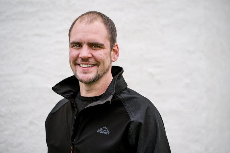 Portraitfoto Gregor Hofmeyer
